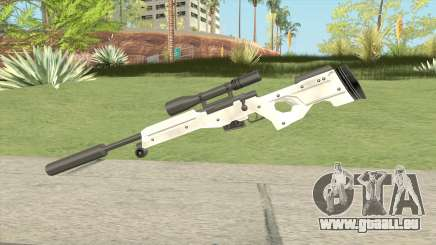 Winter Covert Sniper Rifle (007 Nightfire) pour GTA San Andreas
