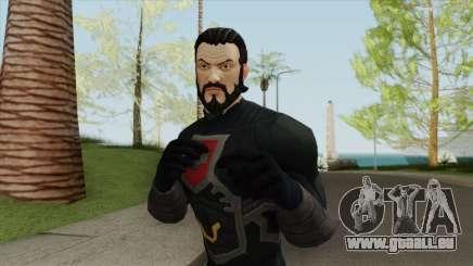 General Zod: Kryptonian Warmonger V1 für GTA San Andreas