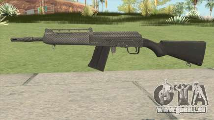 Rifle (Carbon) für GTA San Andreas