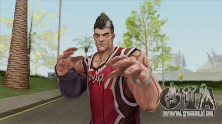 Dunkmaster Darius pour GTA San Andreas