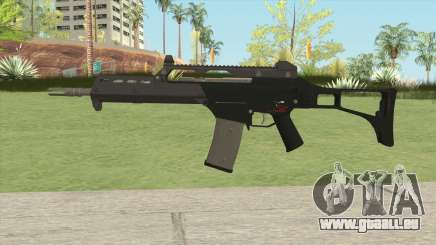 G36K Assault Rifle pour GTA San Andreas