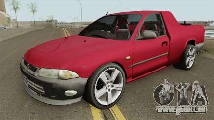 Proton Wira Pickup (Picador Based) für GTA San Andreas