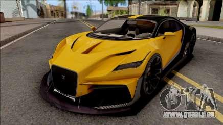 GTA V Truffade Thrax IVF für GTA San Andreas