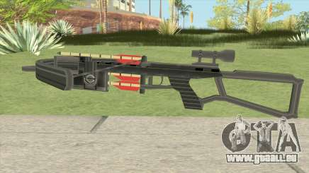 Delta Repeater (007 Nightfire) pour GTA San Andreas