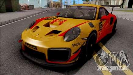 Porsche 911 GT2 RS 2019 Clubsport pour GTA San Andreas