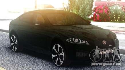 Jaguar XF R-S für GTA San Andreas
