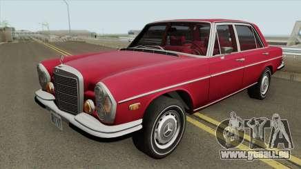 Mercedes-Benz W109 300 SEL Elegance 1967 V1 pour GTA San Andreas