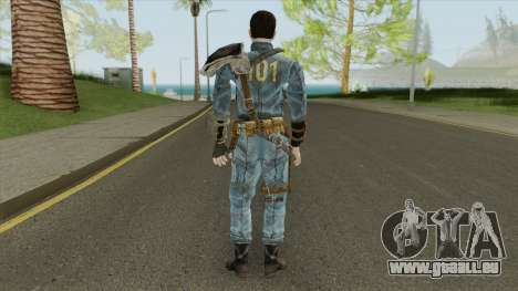 Lone Wanderer (Fallout 3) pour GTA San Andreas