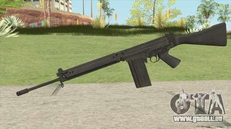 Boogaloo FN-FAL pour GTA San Andreas