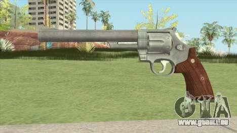 Smith And Wesson M29 Revolver (Chrome) pour GTA San Andreas