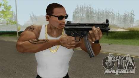 Boogaloo MP5K pour GTA San Andreas