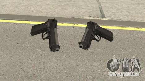 Boogaloo M1911 pour GTA San Andreas