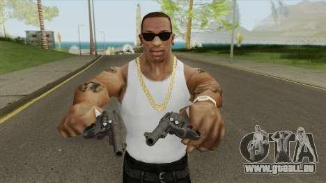 Insurgency SW Model 10 Revolver pour GTA San Andreas