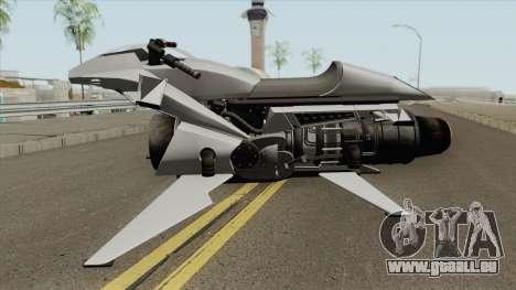 Pegassi Oppressor MK II GTA V pour GTA San Andreas