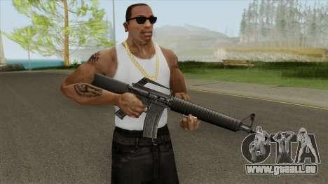 Boogaloo M16A2 pour GTA San Andreas