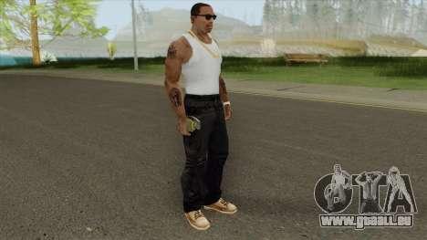 Boogaloo Frag Grenade pour GTA San Andreas