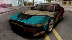 Nissan Silvia S13SX 1993 Rocket Bunny
