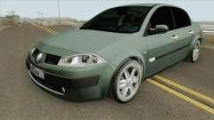 Renault Megane Sedan 2002