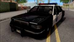 Chevrolet Caprice 1992 Police LSPD SA Style pour GTA San Andreas