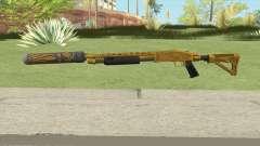 Shrewsbury Pump Shotgun (Luxury Finish) GTA V V6