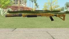 Shrewsbury Pump Shotgun (Luxury Finish) GTA V V3