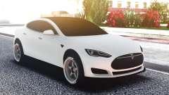Tesla Model X P100D pour GTA San Andreas