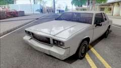 Declasse Buccaneer 1982 pour GTA San Andreas