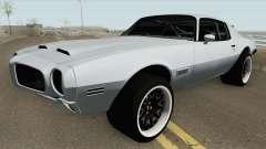 Pontiac Firebird RHD 1970
