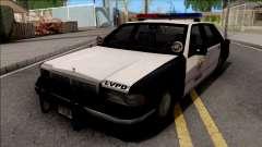 Chevrolet Caprice 1992 Police LVPD SA Style