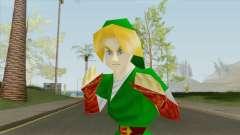 Adult Link (Legend Of Zelda Ocarina Of Time) V2 für GTA San Andreas