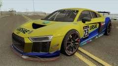 Audi R8 LMS GT4 2018 pour GTA San Andreas