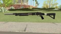 Shrewsbury Pump Shotgun GTA V V5