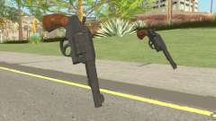 Insurgency SW Model 10 Revolver pour GTA San Andreas