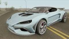Pegassi Zorrusso GTA V