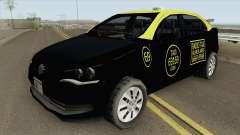 Volkswagen Voyage G6 Taxi Buenos Aires pour GTA San Andreas