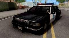 Chevrolet Caprice 1992 Police SFPD SA Style