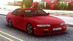 Nissan Silvia S14 Zenki 1994 für GTA San Andreas