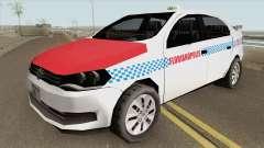 Volkswagen Voyage G6 Taxi Florianopolis pour GTA San Andreas