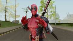 Deadpool From Marvel Super Wars pour GTA San Andreas