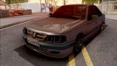 Peugeot Pars Grey pour GTA San Andreas