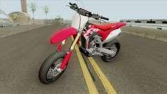 Honda CRF450R 2018 Motard