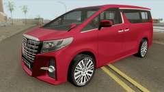 Toyota Alphard 2015 pour GTA San Andreas