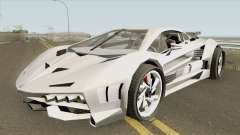 Pegassi Lampo X19 GTA V pour GTA San Andreas