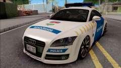 Audi TT Magyar Rendorseg Updated Version