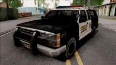 Chevrolet Silverado Police SA Style