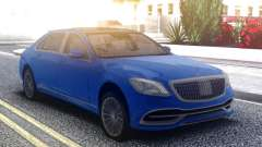 Mercedes-Maybach S650 pour GTA San Andreas