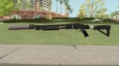 Shrewsbury Pump Shotgun GTA V V6