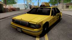 Chevrolet Caprice 1992 Yellow Cab Taxi Sa Style