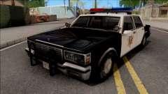 Chevrolet Caprice 1986 Police LVPD SA Style