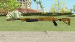 Shrewsbury Pump Shotgun (Luxury Finish) GTA V V2